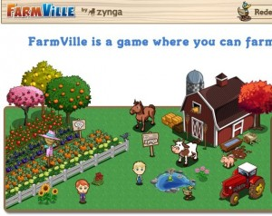 farmville 虚拟农场