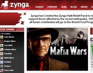 zynga游戏公司
