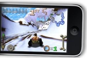 iphone 游戏