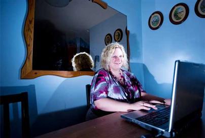 国家邮报:来自虚拟农场简单快乐的互联网生活