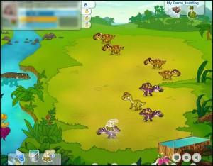 Hunting-Dinos