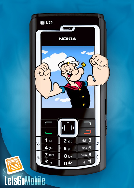 popeye-mobile-game