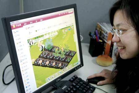 社交游戏市场