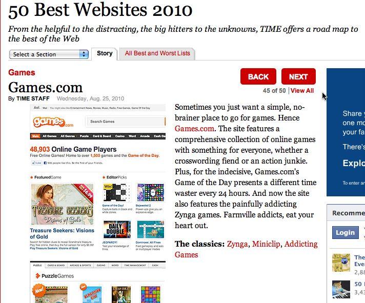 free online games websites list