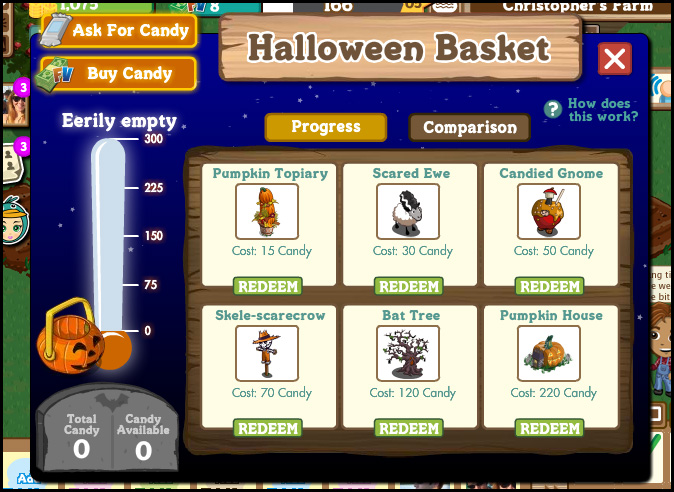 Farmville-Halloween Basket