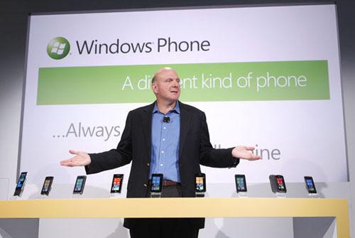 Windows Phone 7 Annoucement