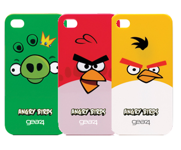 Angry Birds phone cases