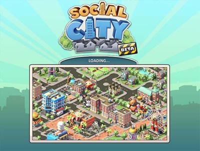 Playdom - Social City
