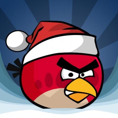 Angry-Birds-christmas-version
