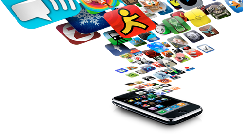 iPhone apps transmits more data than Android apps