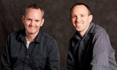 Euan MacDonald and Nathaniel Hunter