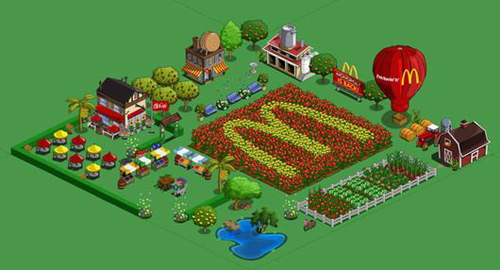 McDonald's-FarmVille