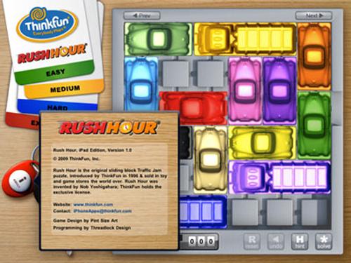 ipad-games-rushhour