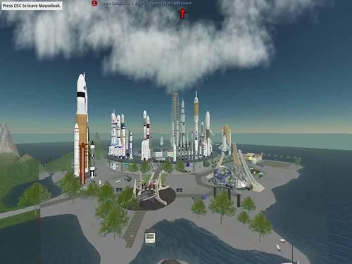 SecondLife-SpaceportAlphaAerial