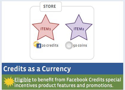 Credits-as-Currency