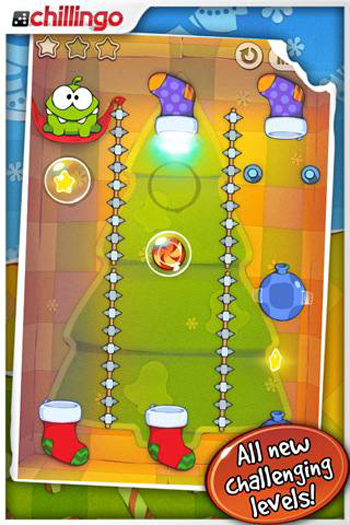 Cut the Rope:Holiday Gift