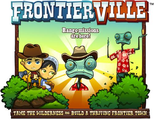 FrontierVille-Rango