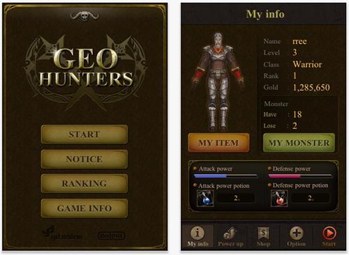 GEO Hunter