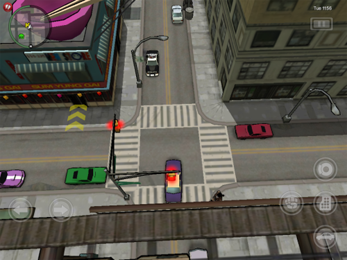 Grand Theft Auto:Chinatown Wars HD