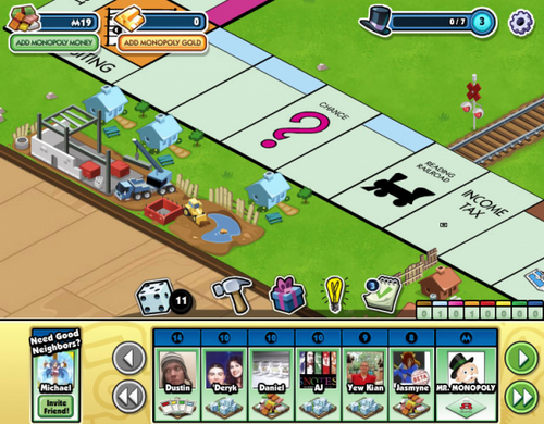 Monopoly Millionaires