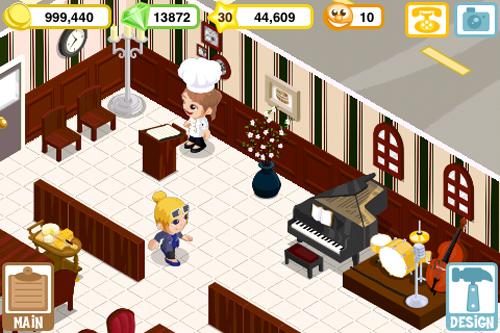 Restaurant-Story-iPhone-screenshot