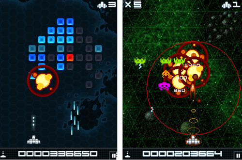 Space Invaders Evolution