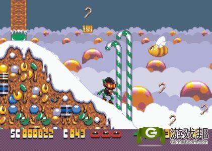 用Game Maker创建Zool游戏的操作方法