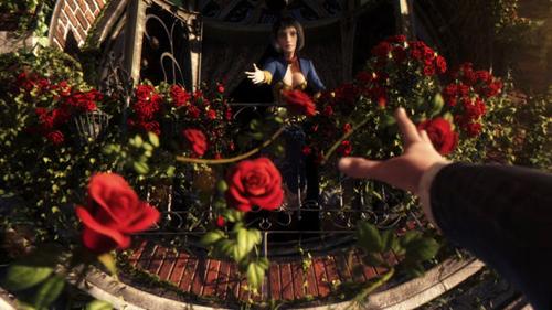 BioShock Infinite-Elizabeth