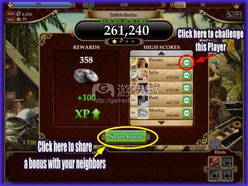 Finding Hidden Objects 4
