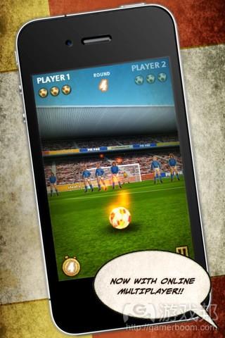 Flick Kick Football(from zhangxin.cc)