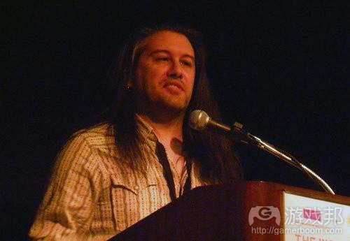 John Romero from techcn.com