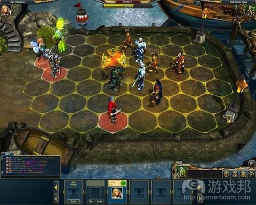 King's Bounty(from insidesocialgames.com)