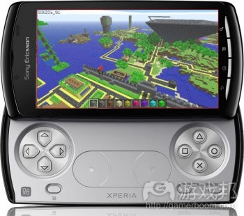 Minecraft-for-on-Xperia-Play(from buzzbox.com)