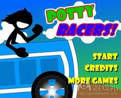 Potty Racers from 4tnz.com
