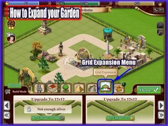 Redesigning Your Garden 1