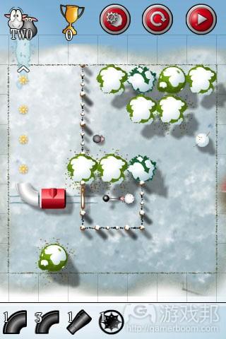 Sheepish Lite(from iphonecake.com)