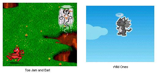 Toe Jam & Earl--Wild Ones