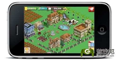 总结手机社交游戏需具备的十大功能