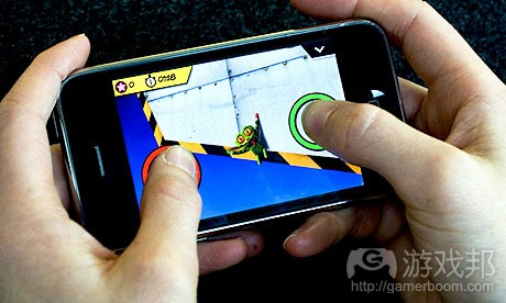 智能手机游戏开发者称盗版并非其关注重点