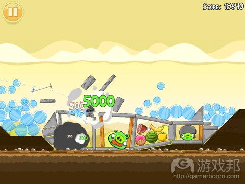 Angry Birds(from chrisvitas.com)