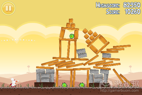 AngryBirds(from gameogre.com)