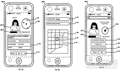 Apple patent application(from mobilecrunch)