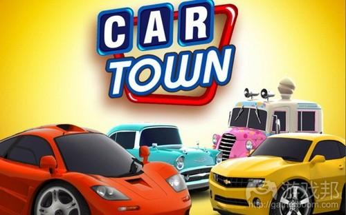 Car Town from  jalopnik.com