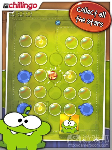 Cut the Rope(from icondoctor.com)