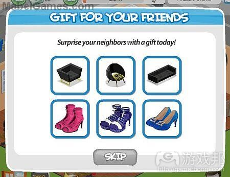 Fashion-World-Gift(from mabelgames.com)