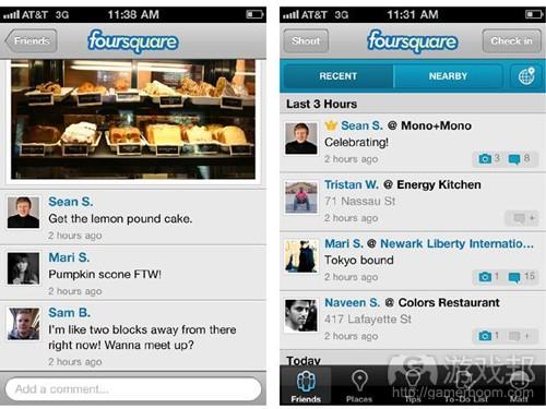 Foursquare(from jetmais.com)