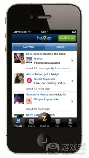 Heyzap(from venturebeat.com)