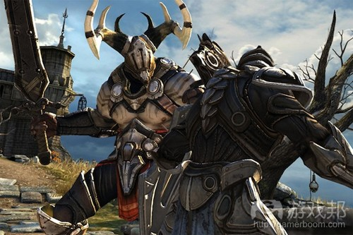 Infinity Blade(from toucharcade.com)