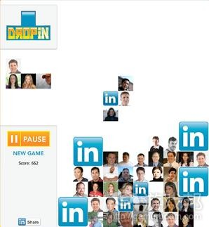 LinkedIn DropIn(from socialtimes.com)