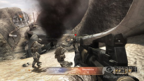 Modern Combat:Domination(from game-insider.com)